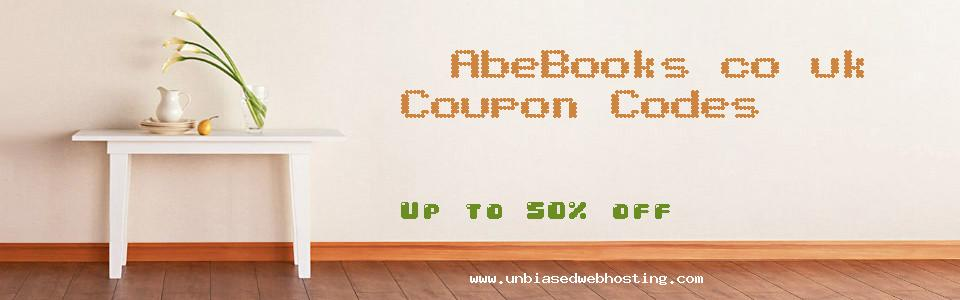 AbeBooks.co.uk - New, Second-hand, Rare Books & Textbooks coupons