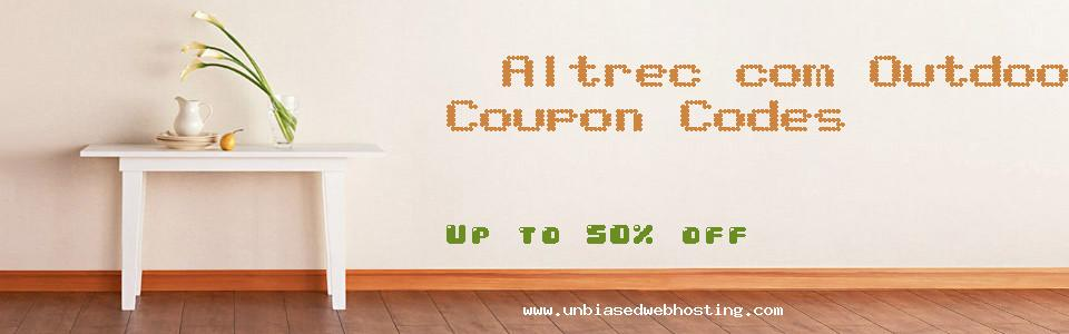 Altrec.com Outdoors coupons