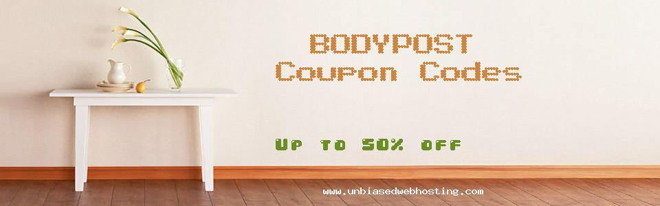 BODYPOST coupons