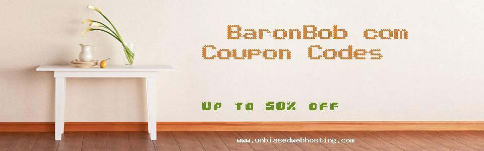 BaronBob.com coupons