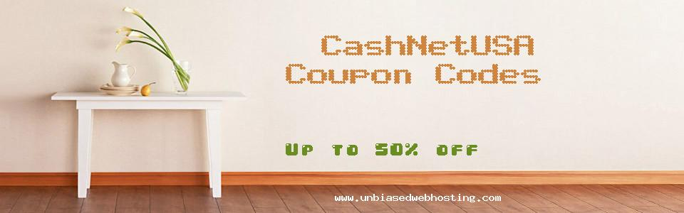CashNetUSA coupons