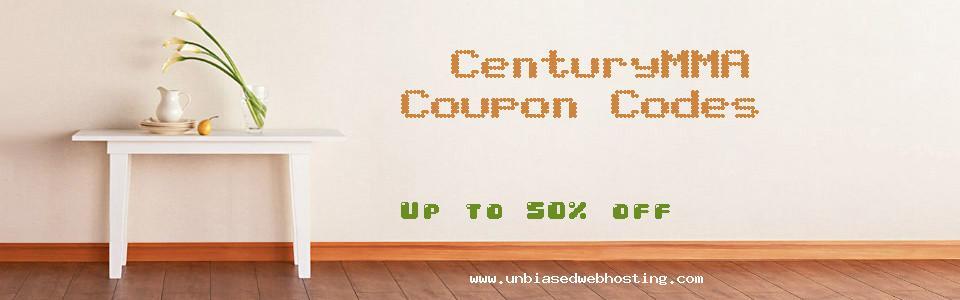 CenturyMMA coupons