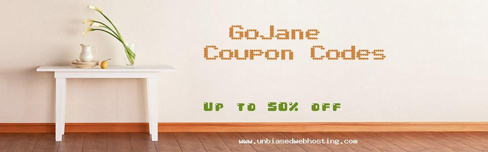 GoJane coupons