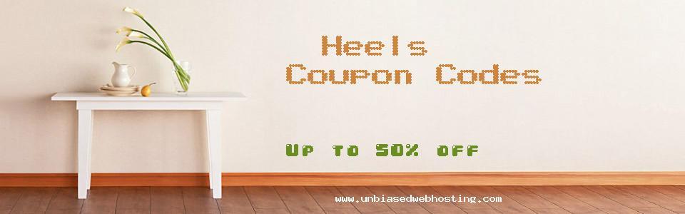 Heels coupons