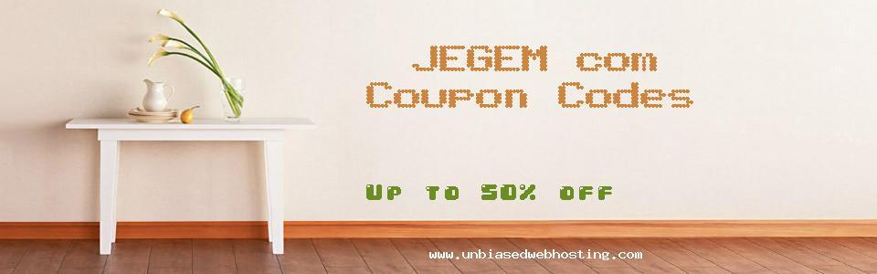 JEGEM.com coupons