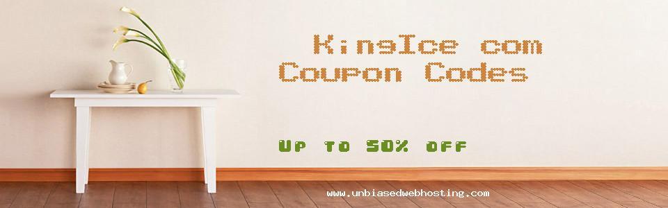 KingIce.com coupons