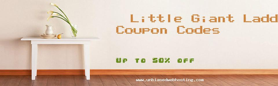 Little Giant Ladder Systems coupons