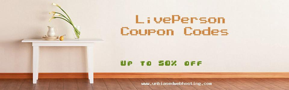 LivePerson - Expert Advice coupons