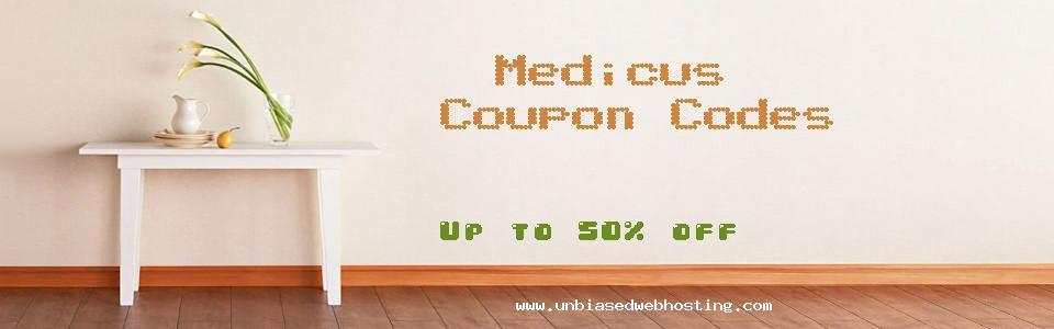 Medicus coupons