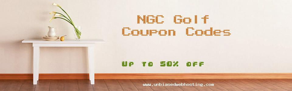 NGC Golf & Fishing Worldwide coupons