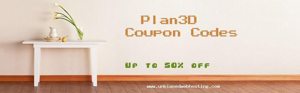 Plan3D coupons