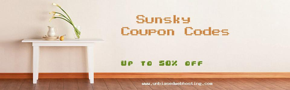 Sunsky-online.com coupons