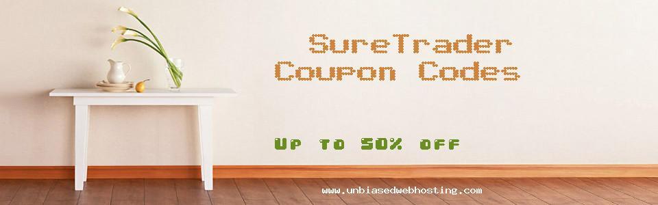 SureTrader coupons
