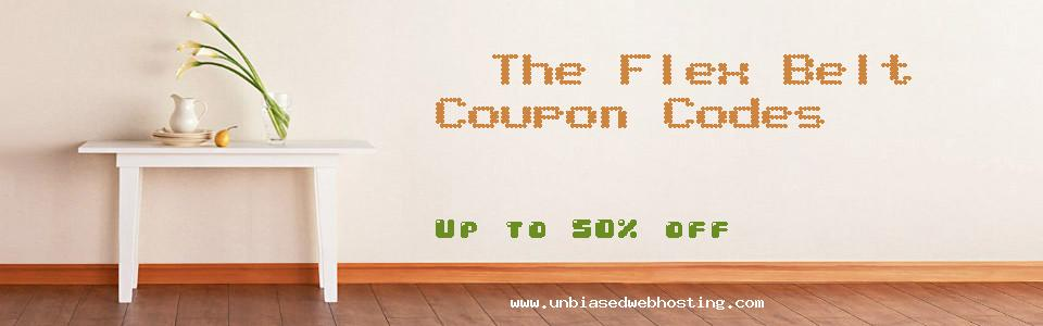 The Flex Belt coupons