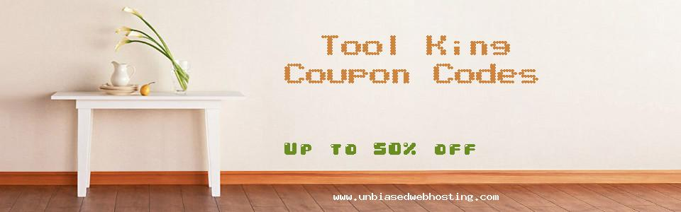 Tool King coupons