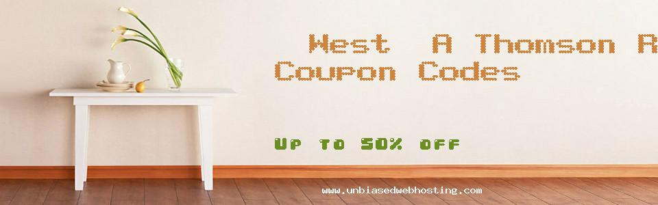 West, A Thomson Reuters Business coupons