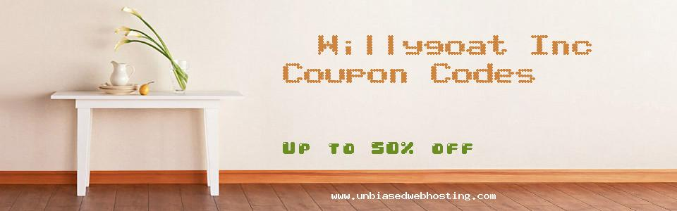 Willygoat Inc. coupons