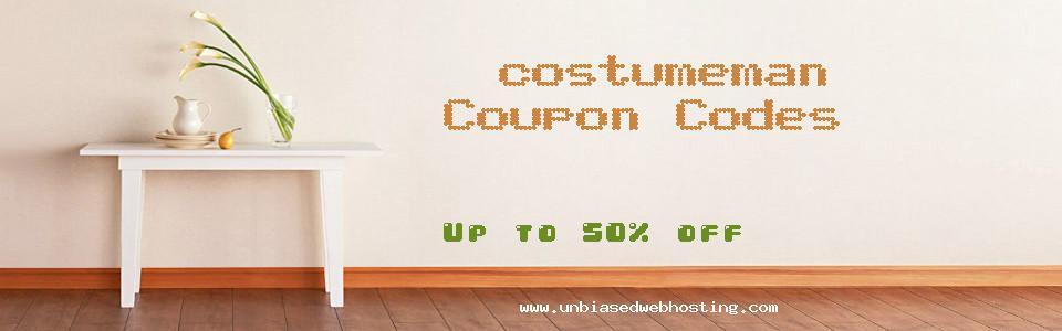 costumeman coupons