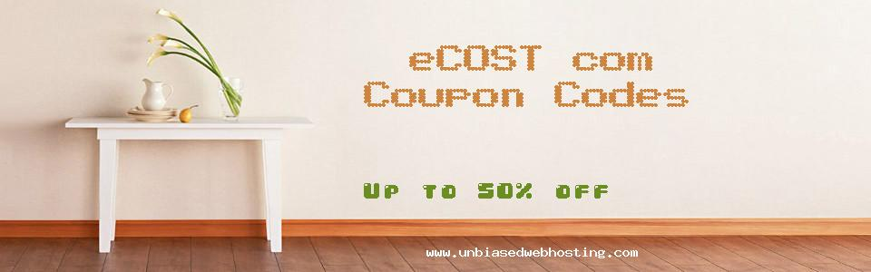 eCOST.com coupons