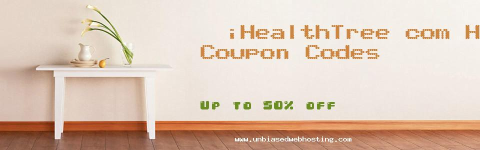 iHealthTree.com Health Store coupons