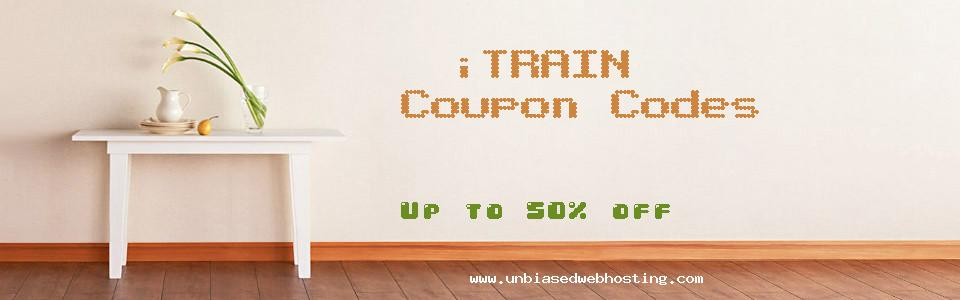 iTRAIN coupons